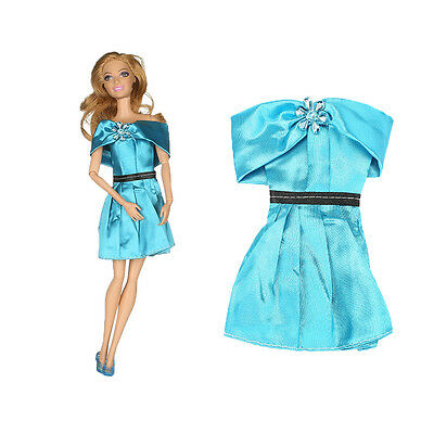 GORGEOUS Handmade The original clothes dress for barbies doll  Party ab2