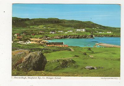 Port Na Blagh Sheephaven Bay Co Donegal Ireland Postcard 881a