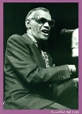 """Photo De Presse Musique : Ray Charles  """" Mister Ray Charles """" -J193"""