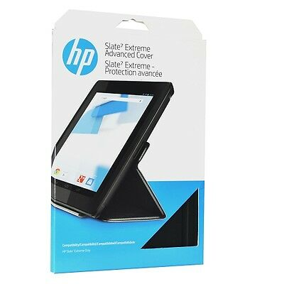 HP Slate 7 Extreme Advanced Cover w/Felt Lining (Black) F5H98AA RETAIL BOX