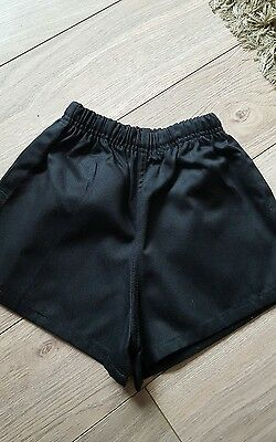 Boys Rugby Shorts 28 in