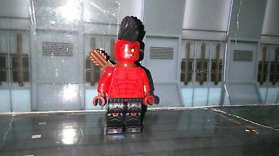 Lego Nexo Knights Flamethrower Mini figure from set 70327 - minifigure only