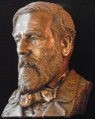 General ROBERT E. LEE life size bust from death mask