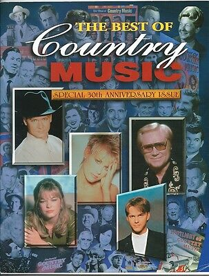 Magazine The Best Of Country Music Special 30Th Anniversary Issue 1997