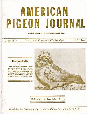 Roller Breed Special ~Aug 1974 ~ Reg $35 ~Apj ~Out Of Print ~ Rare