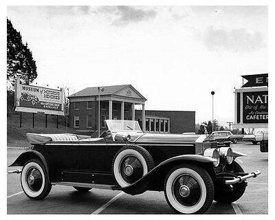 1928 Rolls Royce ORIGINAL Photo ouc2558