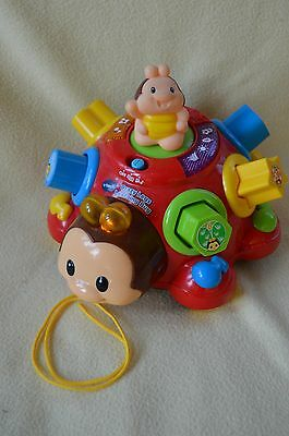 Vtech Crazy Legs Learning Bug - Interactive Shape Sorting Toy
