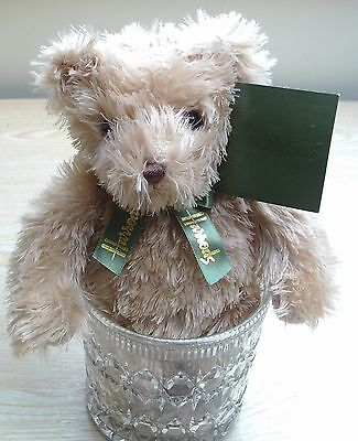 Harrods Bear / Harrods Beany Bear / 28cm long
