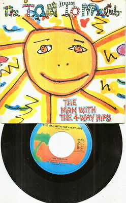 "THE TOM TOM CLUB - The man with the 4 way hips - 1983 - 7"" - Island Records"