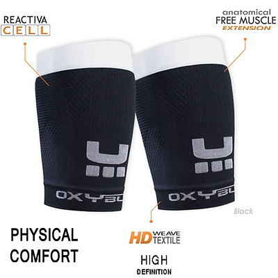 Oxyburn Squat Quad Performance Elite Alta Compressione