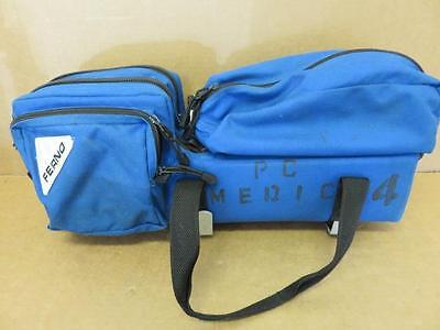 "Ferno Model 5120 D Size Oxygen Carry Bag with Aluminum Frame 22"" x 9"" x 6.25"""