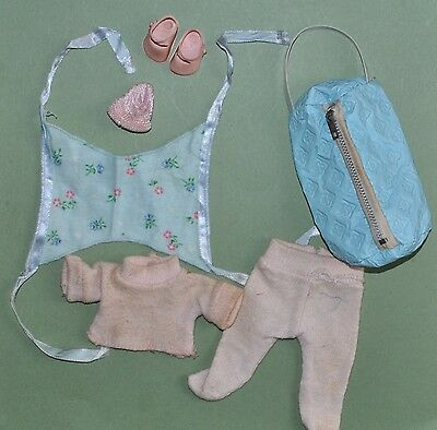 Vintage Ginnette Pajamas Shoes and Accessories