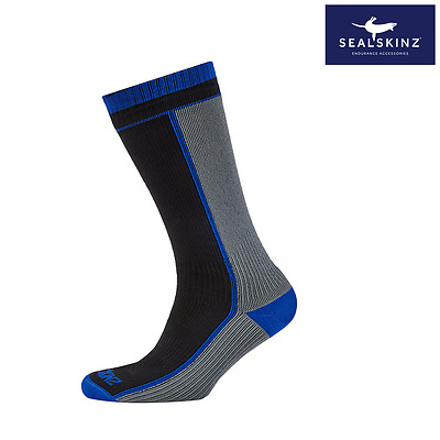 Sealskinz Mid Weight Mid Length Socks SALE