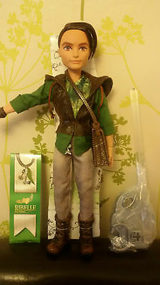 """*Ever After High """"Hunter"""" the Huntsman Doll Removed From Box Brand New*"""
