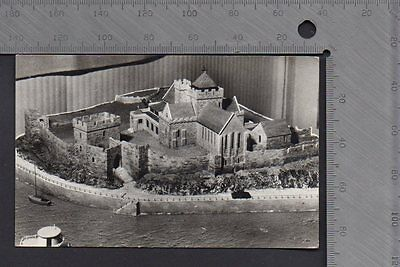 Isle of Man - St Germans Cathedral Restoration Model 1963 RP