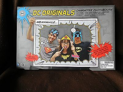 DC originals character photobooth*REDUCED*