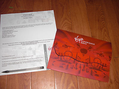 Virgin Experience Days - The Amber Collection Voucher Value £50