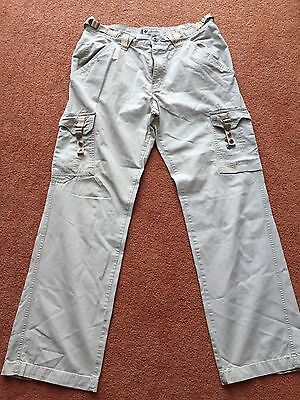 "MENS COLUMBIA CARGO COMBAT WALKING TROUSERS - 32"" x 31"""