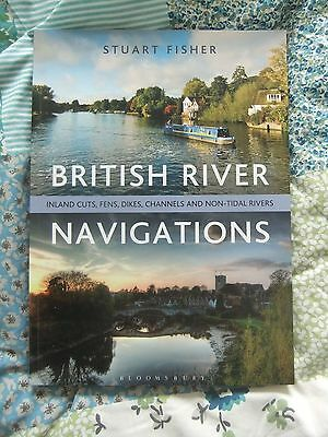 British River Navigations - River Canal History Guide Book
