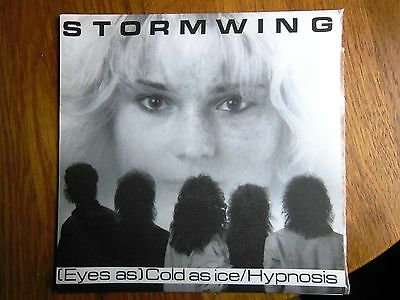 Stormwing: (Eyes As) Cold As Ice / Hypnosis, single, rare