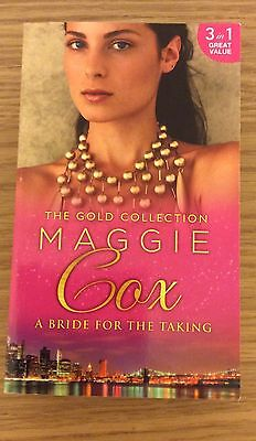 The Gold Collection A Bride For The Taking Mills & Boon 3 in 1 (Paperback 2016)