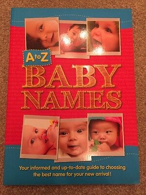 A to Z Baby Names. Igloo Books