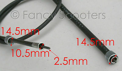 150cc,250cc or up Speedometer Cable for Chinese Scooter TPGS-814 PART05M004