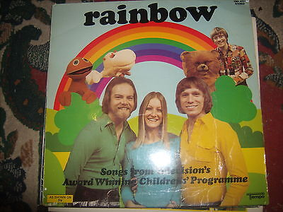 Rainbow,T V show,Songs from. Good.