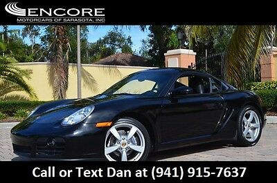 2008 Porsche Cayman 2dr Coupe W/Preferred Package 2008 2dr Coupe W/Preferred Package 24490 Miles
