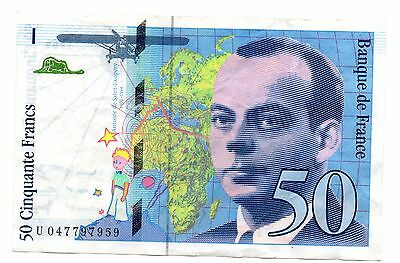 FRANCE  -  great   note    100  francs   #158