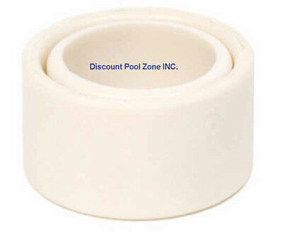 "Swimming Pool Ladder Rubber Bumper for 1.9"" OD Female White (2) 25562-600-00"
