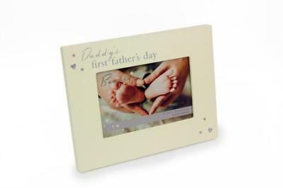 Daddy's First Fathers Day 6 x 4 Photo Frame Gift CG1392