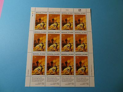 MH Marshall Islands * SC 472 WWII Liberation of Smolensk * MNH Sheet 12 *  W62