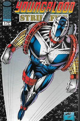 Youngblood: Strikefile No.1 / 1993 Rob Liefeld