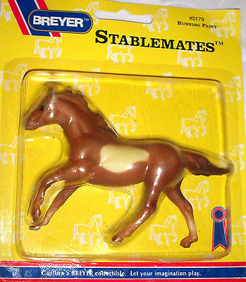 Breyer Stablemates #5179 ~ Running Paint ~ 1994  NEW in Package