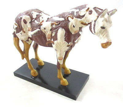 2005 The Trail Of Painted Ponies #1584 Cowpony Retired