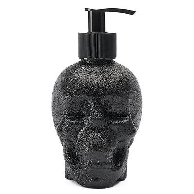 Skull Hand Soap Dispenser (with sweet smelling hand soap)