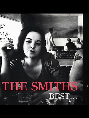 """The Smiths BEST OF ONE 16"""" x 12"""" Photo Repro Promo  Poster"""