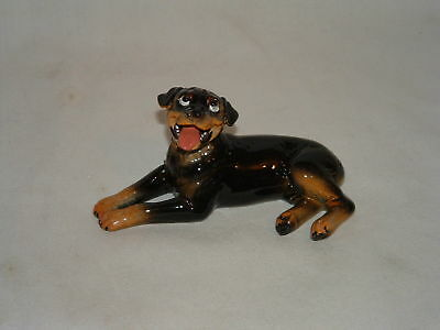 Kitty Critters Roscoe the Rottweiler  MIB