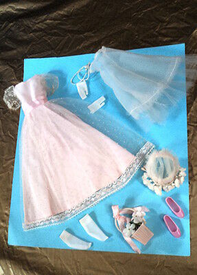#1934 Skipper Junior Bridesmaid Outfit Very Nice !!  Complete ~~~~~