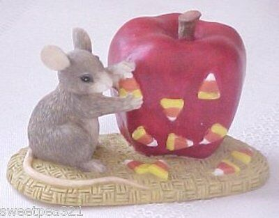 Charming Tails Silvestri Candy Apples (Mouse) [Retired]