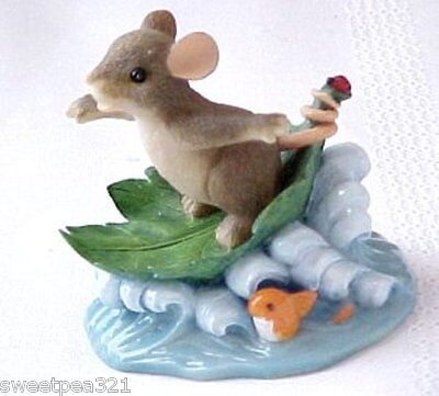 Charming Tails Hang Ten (Mouse) [Retired]