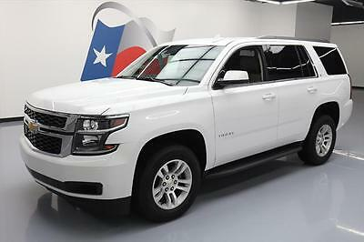 2016 Chevrolet Tahoe  2016 CHEVY TAHOE LT 8-PASS HTD LEATHER NAV REAR CAM 33K #119162 Texas Direct