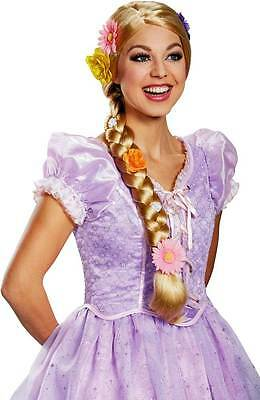 Licensed Disney Rapunzel Ultra Prestige Adult Women Costume Accessory Wig