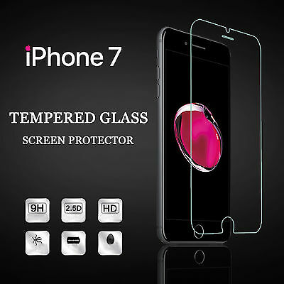 100% Genuine Gorilla Tempered Glass Screen Protector For All Apple iPhone / iPod