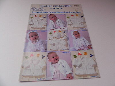 Peter Pan Classic Collection in White Pattern Book