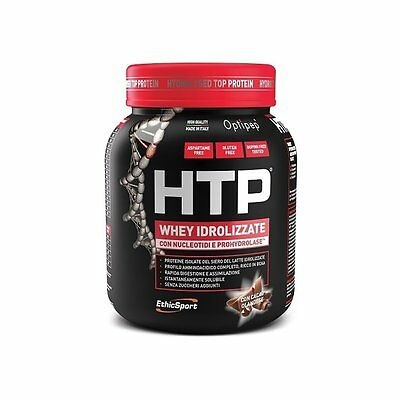 EthicSport HTP 750 gr Whey idrolizzate Optipep ProHydrolase CACAO Ethic Sport