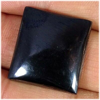 52.90Cts. 100% NATURAL HEMATITE OCTAGON CABOCHON LOOSE TOP QUALITY GEMSTONES