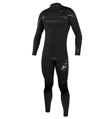 O'Neill Psycho One 5/4 Chest Zip Winter Wetsuit 2017