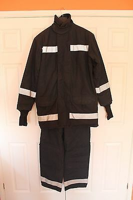 Fire-fighter uniform leggings and Tunic